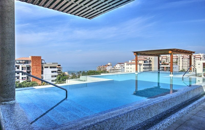 Beautiful Pools in Puerto Vallarta