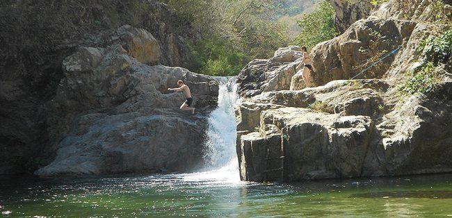 El Salto Waterfall Puerto Vallarta