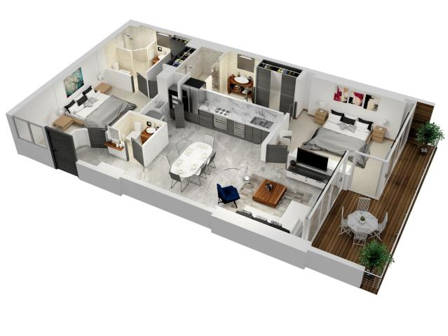 D'esire PV Puerto vallarta Desire floor plans