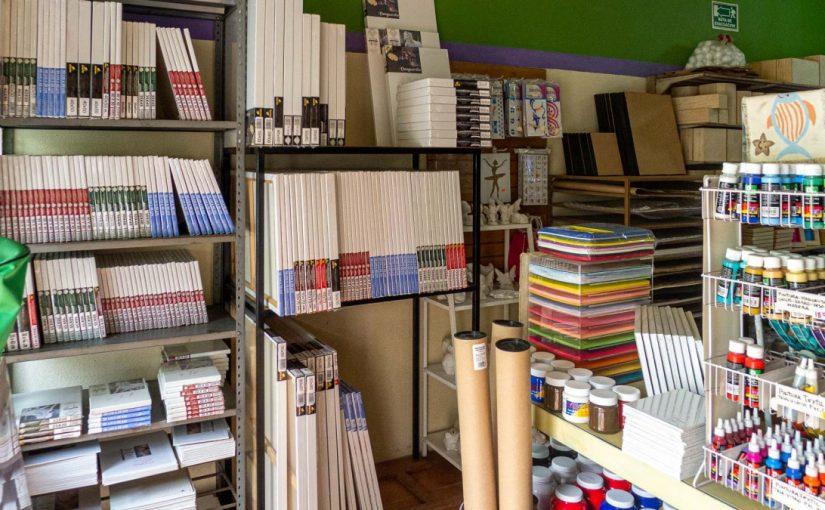 art supplies puerto vallarta