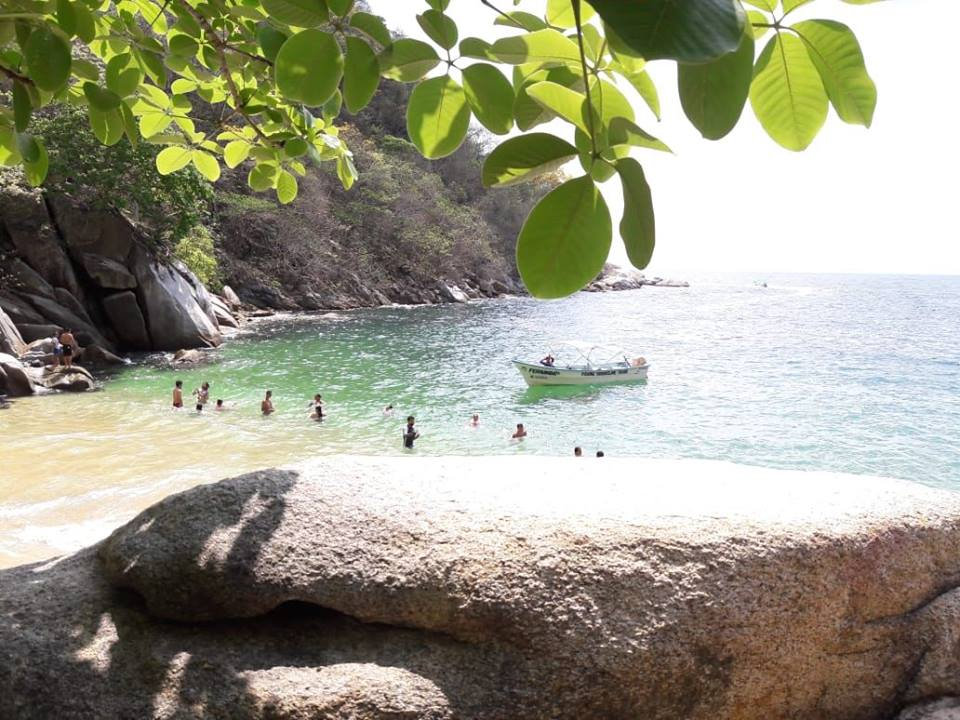 best remote beaches pv