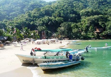 yelapa panga boat